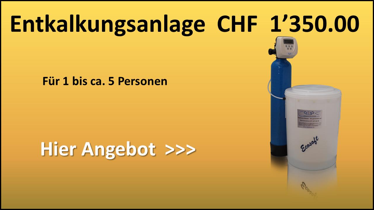 Berühmt Wasserentkalkung mit Magneten | Kalkweg KH97